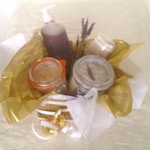 cadeau-set lavendel
